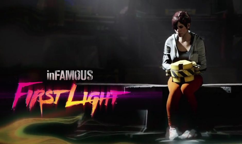 Test InFamous : First Light