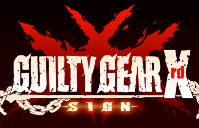 Test Guilty Gear Xrd -SIGN- sur PS4