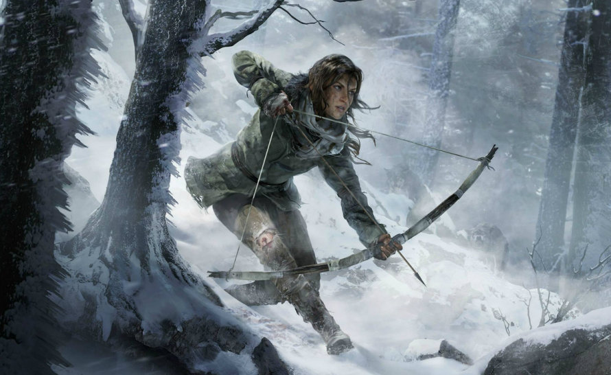 Les premiers tests de Rise of the Tomb Raider