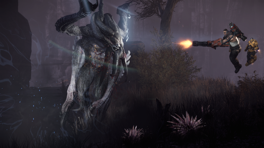 Evolve : 12 minutes de gameplay aux commandes du Kraken