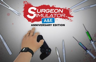 Test Surgeon Simulator Anniversary Edition