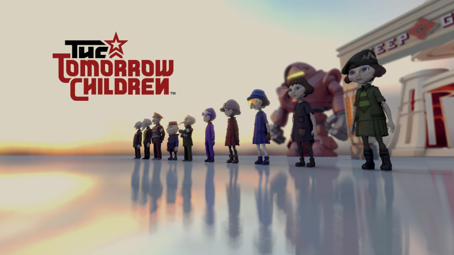 The Tomorrow Children refait parler de lui pendant la PlayStation Experience