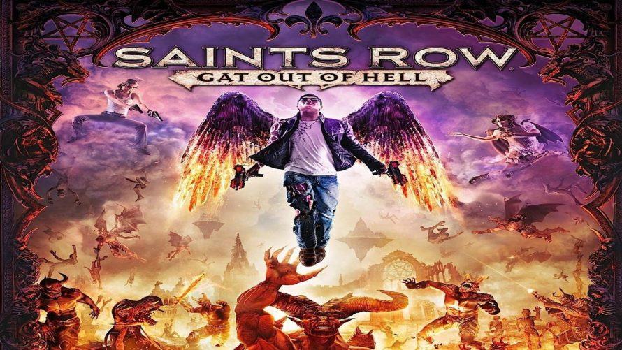 Saint Row Gat Ouf of Hell : les premières notes