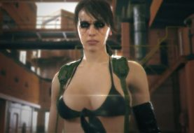 MGS V The Phantom Pain : Une solution au bug de Quiet ?