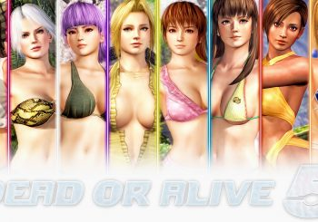 Le trailer de lancement de Dead or Alive 5 Last Round