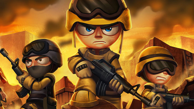 Plus d'infos sur Tiny Troopers Joint Ops