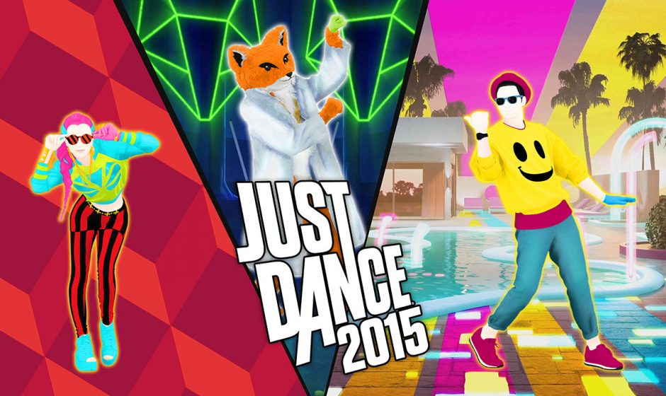 Test Just Dance 2015
