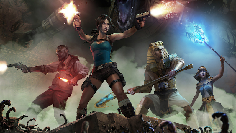 Une nouvelle vidéo pour Lara Croft and The Temple of Osiris