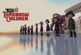 Du gameplay pour The Tomorrow Children
