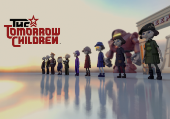 Le trailer E3 de The Tomorrow Children