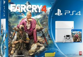Bundles PS4 + Far Cry 4 ou GTA V à 399€