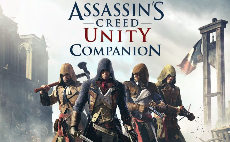 L'application compagnon d'Assassin's Creed Unity est disponible
