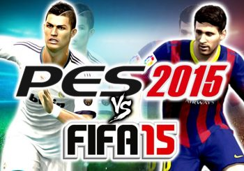 FIFA 15 vs PES 2015 : le comparatif des notes