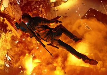 Images explosives pour Just Cause 3