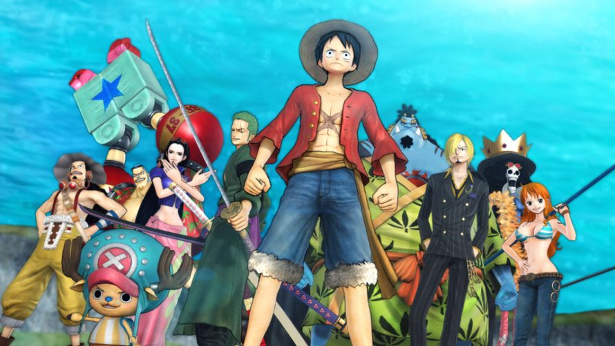 One Piece Pirate Warriors 3 : L'arc Dressrosa en vidéo