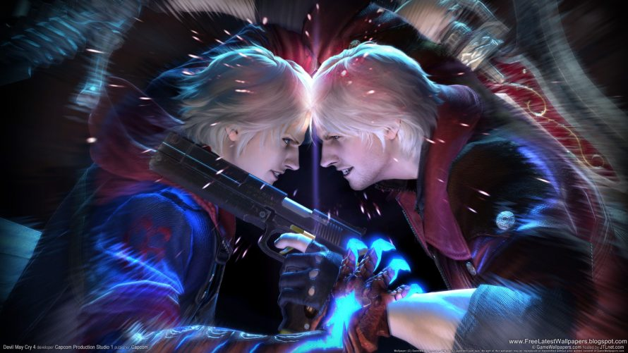 Devil May Cry 4: Special Edition également sur PS4 en 2015