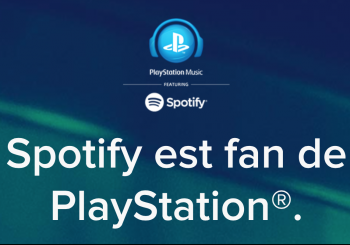 PlayStation Music : Spotify s'invite sur les consoles PlayStation
