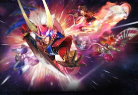 Test Samurai Warriors 4-II