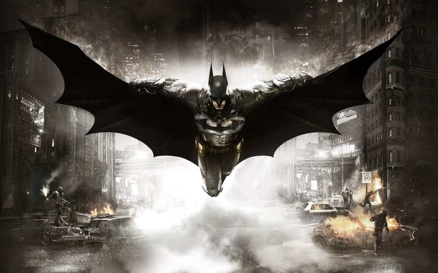 Batman Arkham Knight : Un nouveau trailer de gameplay