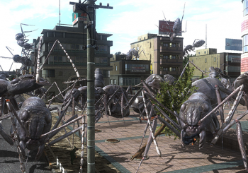 Un nouveau trailer pour Earth Defense Force 4.1