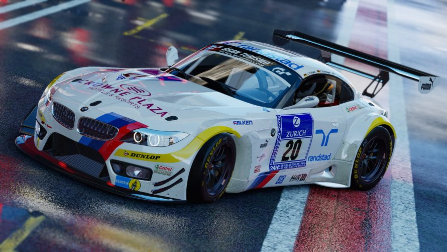 Project CARS repoussé au 2 avril 2015