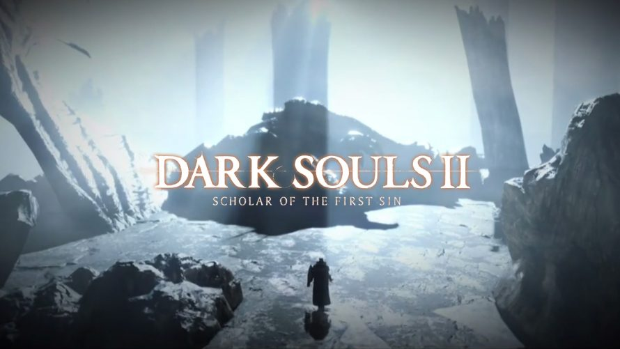 Le trailer de lancement de Dark Souls II: Scholar of the First Sin
