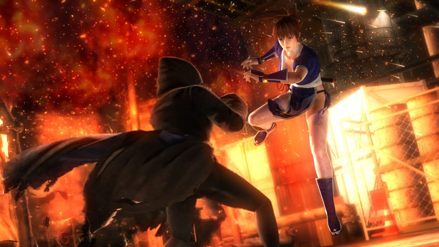 Test Dead or Alive 5 Last Round