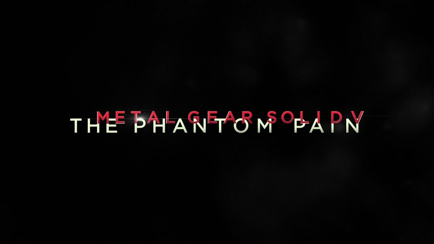 MGSV: The Phantom Pain – Snake à dos de mécha