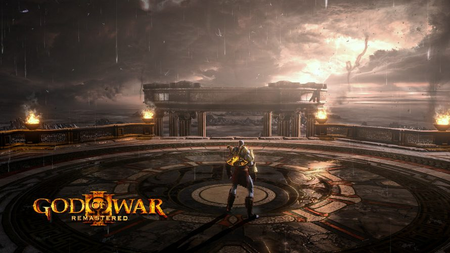 God of War III Remastered : date de sortie, trailer et images