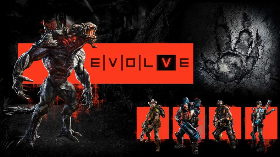 Evolve Ultimate Edition listé sur Amazon