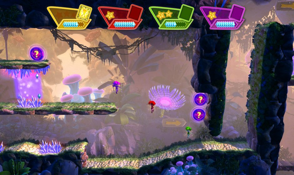 Giana Sisters : Dream Runners bientôt sur PS4