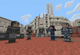 Minecraft : Un Pack de textures Mass Effect disponible sur PS4