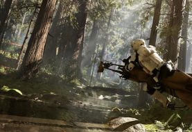 Star Wars: Battlefront – Un premier screenshot et un artwork