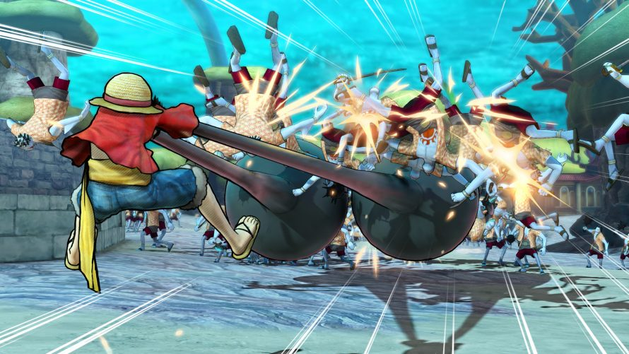 Un trailer et des images pour One Piece: Pirate Warriors 3