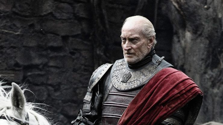 The Witcher 3: Wild Hunt – en studio avec Charles Dance