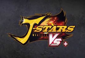 Test J-Stars Victory VS + sur PS4