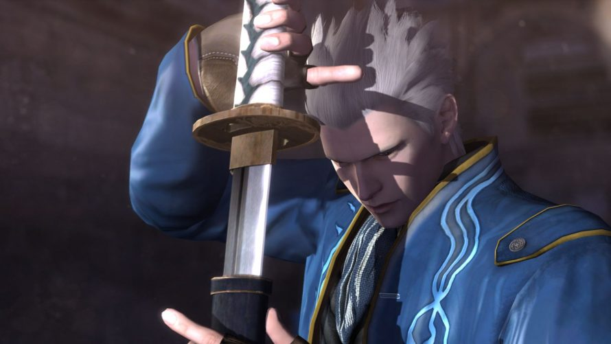 Devil May Cry 4 Special Edition : Une vidéo de Vergil en action
