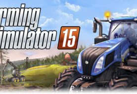 Test Farming Simulator 15 sur PS4