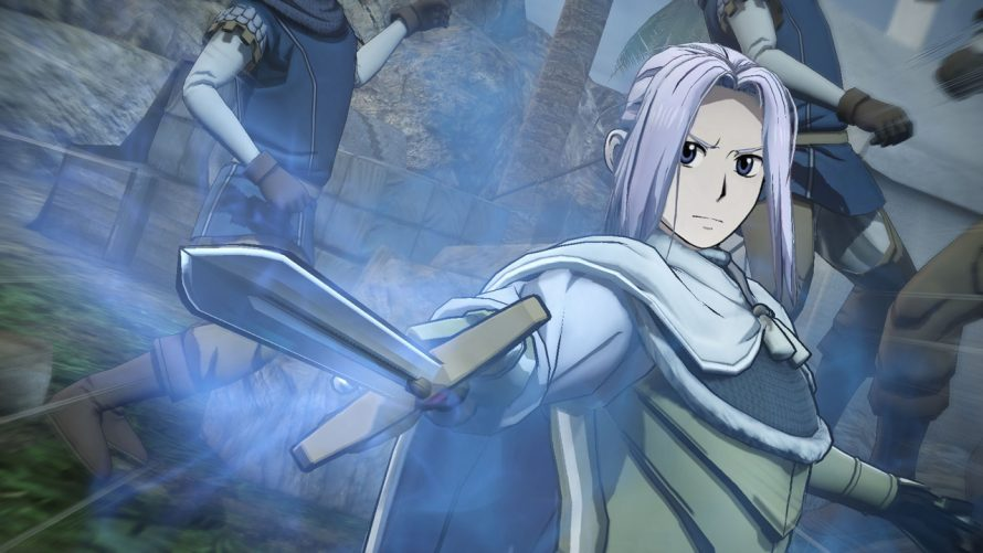 Une nouvelle vidéo de gameplay pour Arslan: The Warriors of Legend