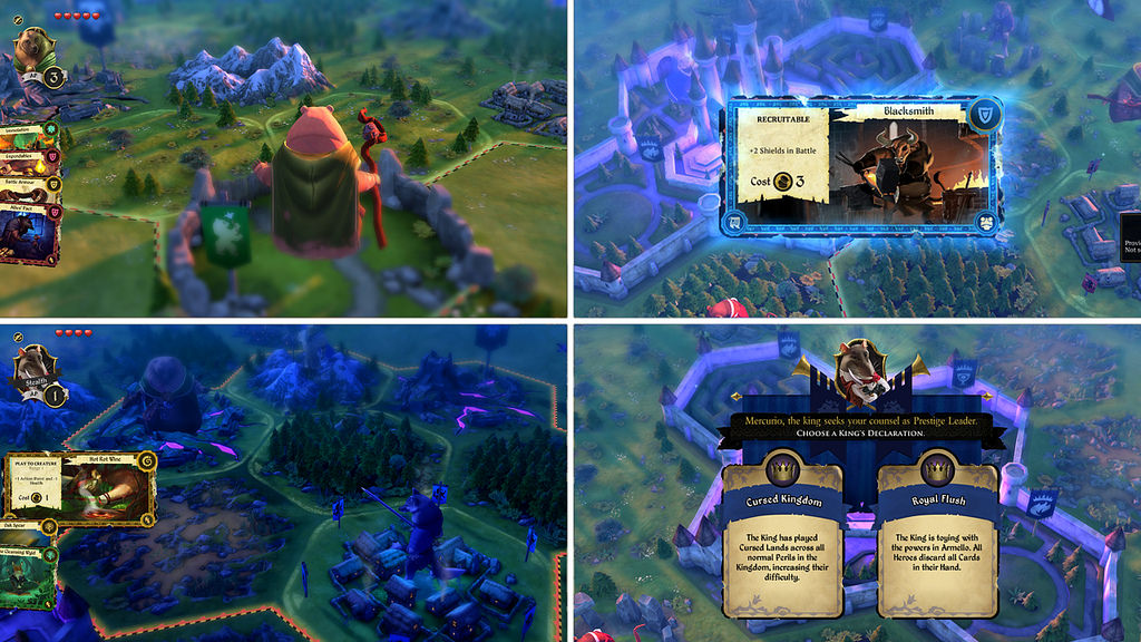 armello screenshots 2