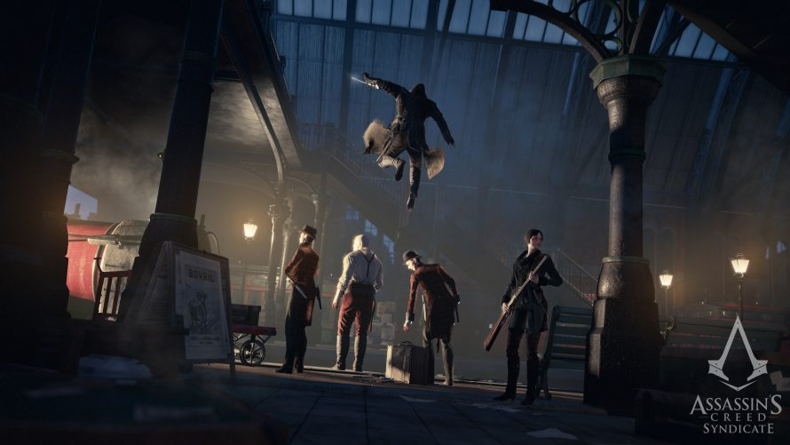 Assassin's Creed Syndicate n'aura pas de Compagnon App