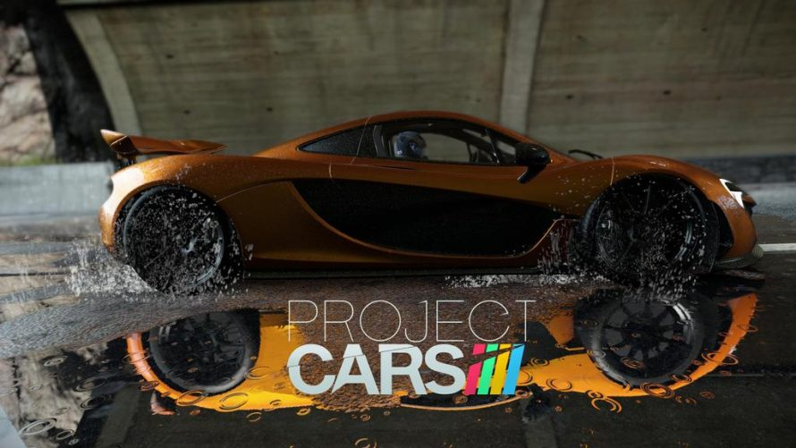 Test Project CARS sur PS4