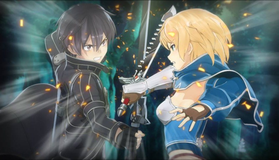 Sword Art Online Re: Hollow Fragment et Lost Song annoncés sur PS4