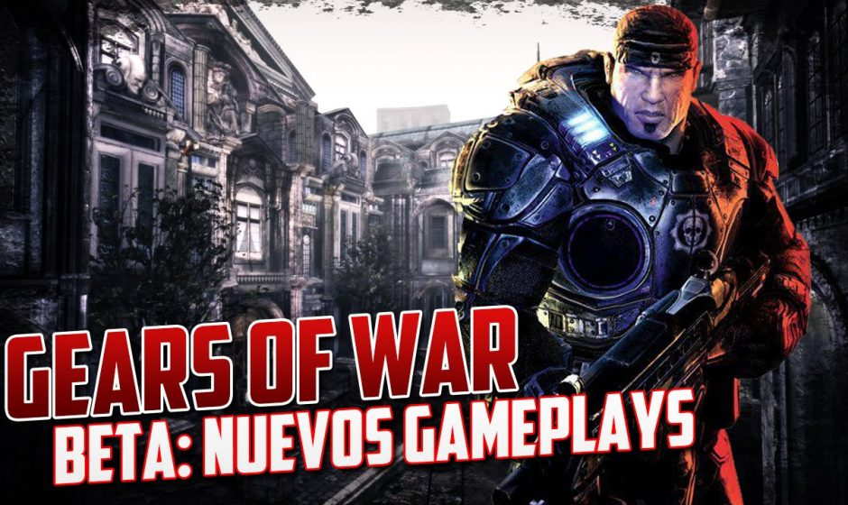 Gears of War Remastered sur Xbox One : vidéo de gameplay