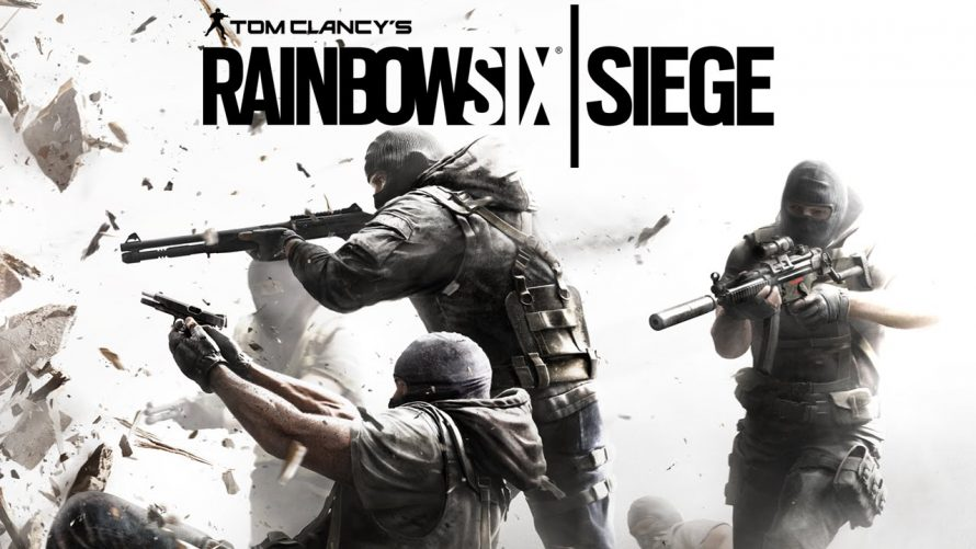 Siege sera gratuit le temps d'un week-end — Rainbow Six