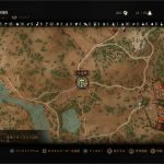 The Witcher 3 screenshot interface