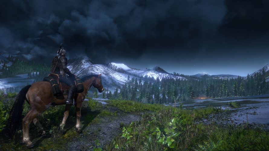 The Witcher 3 : un patch day one non majeur