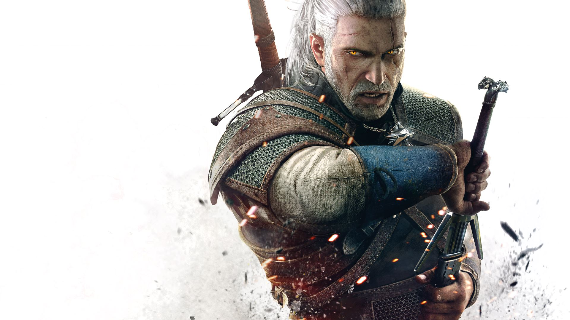 the witcher 3 mise a jour one x 4K