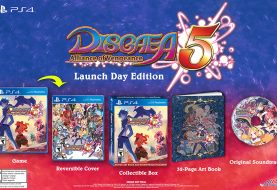 Disgaea 5 : Alliance of Vengeance daté en Europe