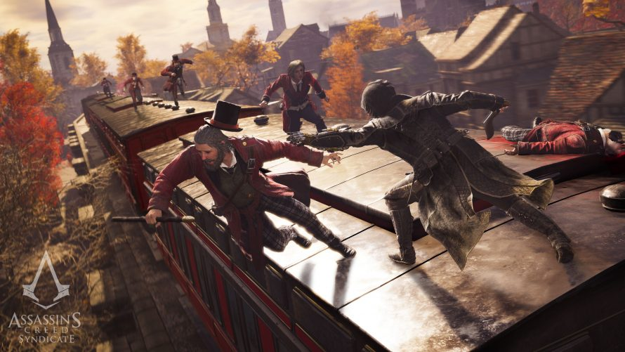 [E3 2015] Assassin's Creed Syndicate : Un trailer et du gameplay